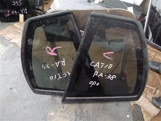 Стекло собачника Toyota Opa Владивосток