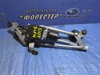 Механизм стеклоочистителя Nissan Note Владивосток