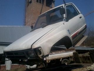 Кабина Toyota Hilux Pickup Владивосток
