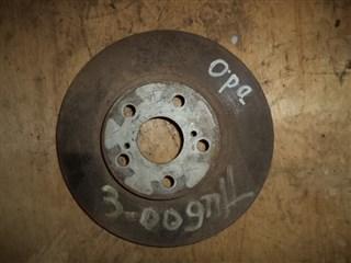 Тормозной диск Toyota Opa Новосибирск