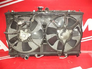 Диффузор радиатора Mitsubishi Lancer Wagon Новосибирск
