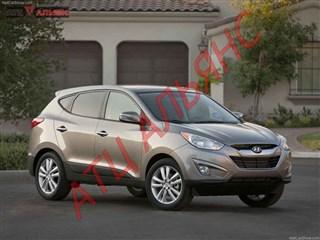 Капот Hyundai Tucson Владивосток