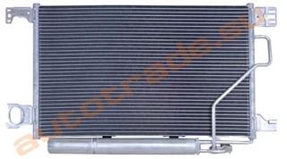 Радиатор кондиционера Mercedes-Benz CLK-Class Улан-Удэ