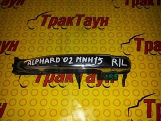 Ручка двери Toyota Alphard Уссурийск