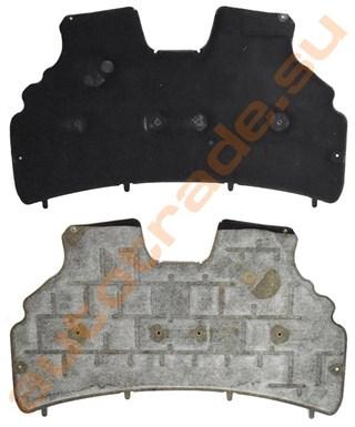 Защита двигателя Ford Fiesta Иркутск