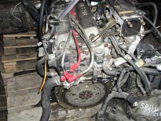 Двигатель Nissan Prairie Joy Омск