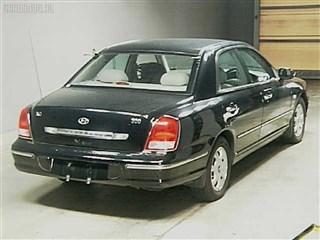 Крышка багажника Hyundai Xg Новосибирск