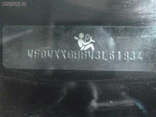 Решетка под лобовое стекло Ford Mondeo Новосибирск