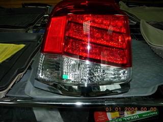Стоп-сигнал Lexus LX570 Владивосток