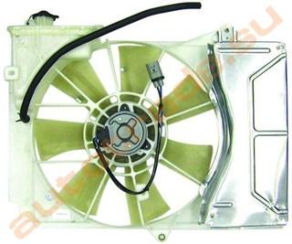 Диффузор радиатора Toyota Yaris Москва