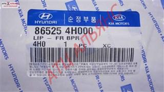 Губа Hyundai Grand Starex Владивосток