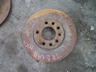 Тормозной диск Subaru Traviq Абакан
