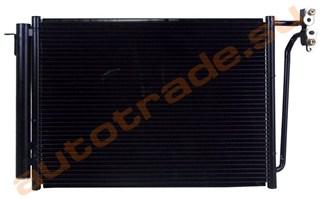 Радиатор кондиционера BMW X3 Иркутск