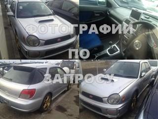 Козырек Subaru Impreza WRX STI Владивосток