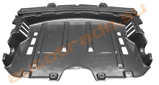 Защита двигателя Infiniti FX45 Новосибирск