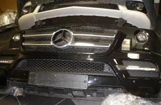 Решетка радиатора Mercedes-Benz GL-Class Хабаровск