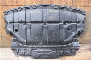 Защита двигателя Infiniti G25 Бердск