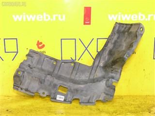 Защита двигателя Toyota Porte Владивосток