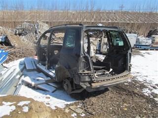 Задняя панель кузова Volkswagen Touran Омск