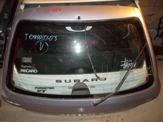 Дверь задняя Toyota Corolla II Новосибирск