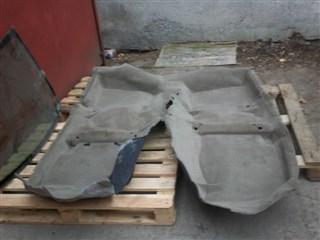 Обшивка пола Toyota Camry Новосибирск
