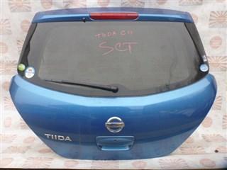 Дверь задняя Nissan Tiida Владивосток