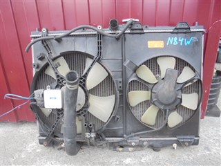 Радиатор основной Mitsubishi Chariot Хабаровск
