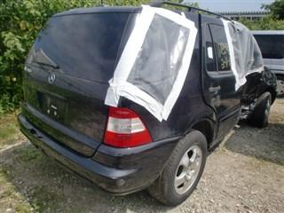 Стекло двери Mercedes-Benz M-Class Владивосток