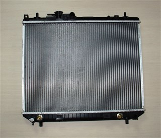Радиатор основной Daihatsu Terios Владивосток