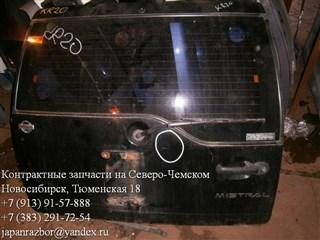 Дверь задняя Nissan Mistral Новосибирск