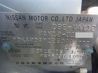 Дверь Nissan AD Expert Уссурийск