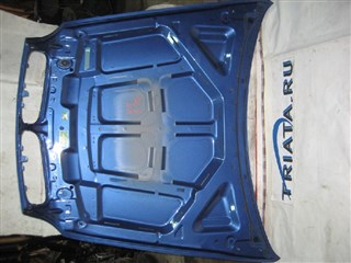Капот BMW X5 Владивосток