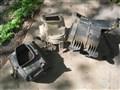 Радиатор печки для Daihatsu Rocky