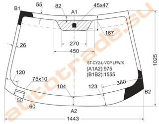 Стекло Mitsubishi Lancer Sportback Улан-Удэ