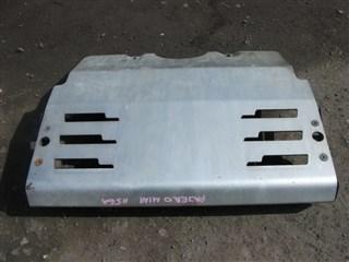 Защита двс железн. Mitsubishi Pajero Mini Владивосток
