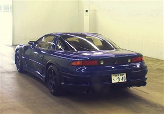 Дверь задняя Mitsubishi Gto Находка