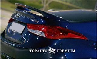 Спойлер Hyundai Avante Уссурийск