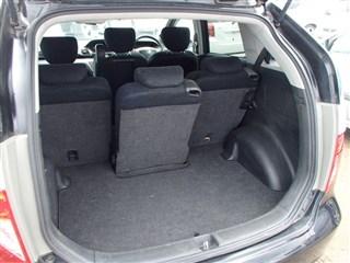 Обшивка багажника Honda Edix Владивосток