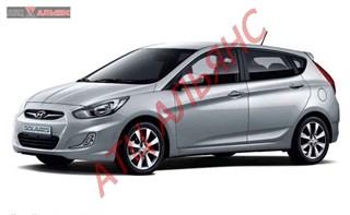 Фара Hyundai Accent Владивосток