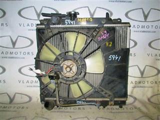 Радиатор основной Daihatsu Yrv Владивосток