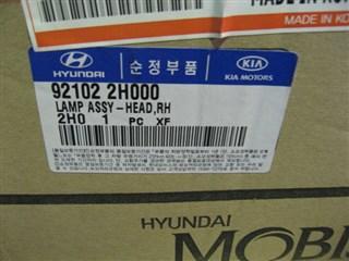 Фара Hyundai Avante Красноярск