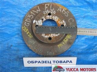 Тормозной диск Suzuki Cultus Барнаул