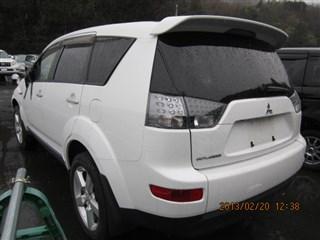 Горловина топливного бака Mitsubishi Outlander XL Новосибирск