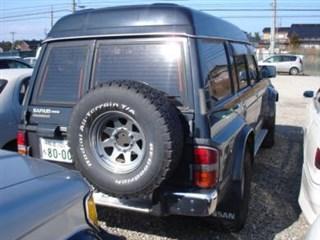 Радиатор основной Nissan Safari Владивосток
