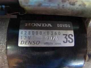 Стартер Honda Fit Aria Новосибирск