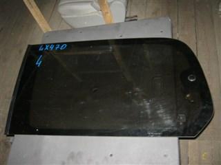 Стекло собачника Lexus LX470 Владивосток