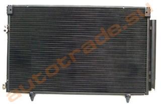 Радиатор кондиционера Toyota Highlander Улан-Удэ