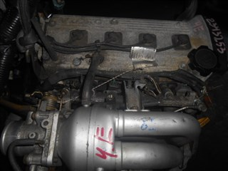 Двигатель Toyota Starlet Владивосток