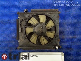 Радиатор кондиционера Honda Jazz Барнаул