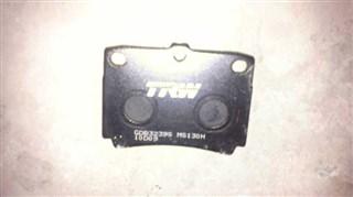Тормозные колодки Mitsubishi Pajero Sport Тюмень